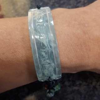 🚚 天然玻璃種:手排