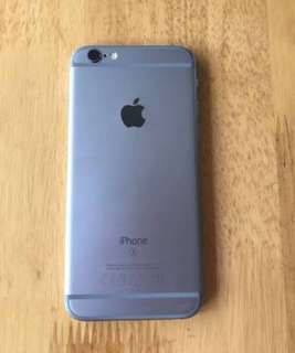 iPhone 6s 64G FU SpaceGray