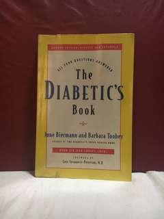 The Diabetic's Book