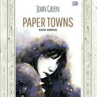 Premium ebook - Paper town