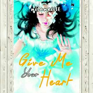 ebook - Give me your heart