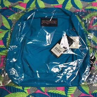 Jansport Superbreak Blue Crest