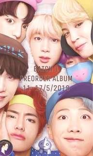 ( preorder ) Kpop Albums