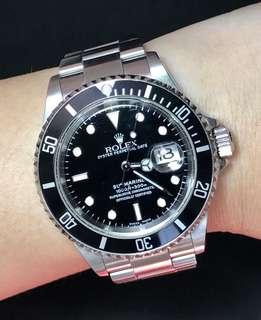 Preloved Rolex Year 2004