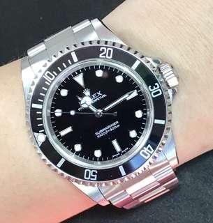 Preloved Rolex Year 2002