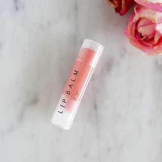 R O S E - Rose Natural Handmade Lip Balm