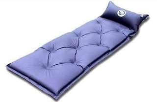 自動充氣床墊😌