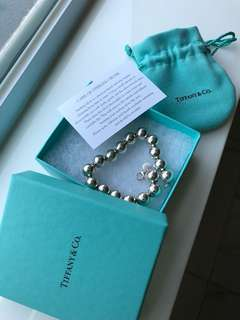 Tiffany&Co ball bracelet