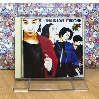 BEYOND This is Love I Japanese Album