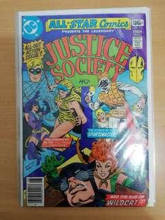All star comics 73 (1978)