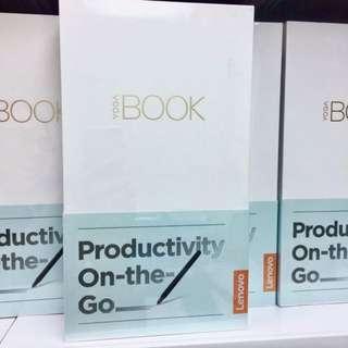 全新行貨 Lenovo Yoga Book Windows 10 Pro Wifi版 平板電腦 Yogabook