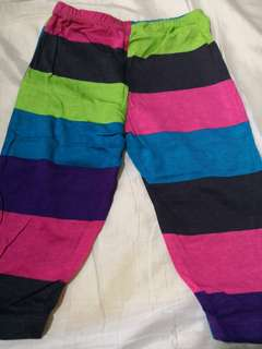 Rainbow legging