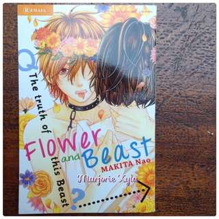 Komik One Shot - Flower and Beast - Makita Nao