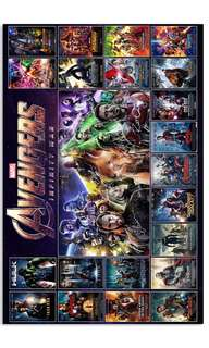 MARVEL POSTER (LIMITED EDITION)