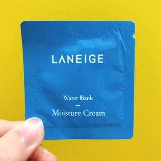 Laneige - Water Bank Moisture Cream SACHET 2ml