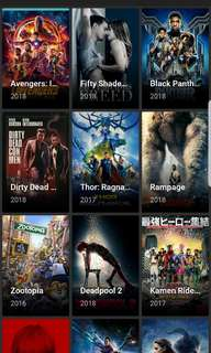 Free Movie/Tv Series App
