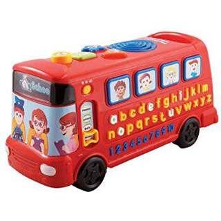 Phonics Toy Bus