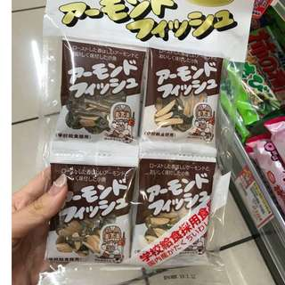 🚚 [現貨9包]日本小魚乾