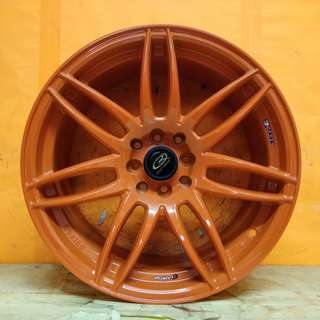 17inch SPORT RIM ROTA RACING TUNING WHEELS