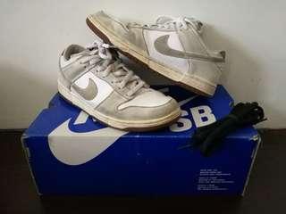 "Nike Dunk Low Premium SB ""White/Bone"""