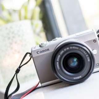 Camera Canon Eos M100 Bisa di cicil tanpa kartu credit