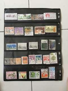 Singapore oldest stamp