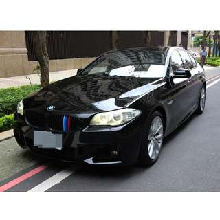BMW 2010 535i 美規 M包 滿配 天窗 定速 恆溫 動態駕馭系統 磁吸門 電動尾門 實車實價