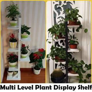 Multi Level - Plant Display Shelf