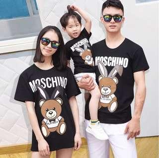 Moschino Family Shirt