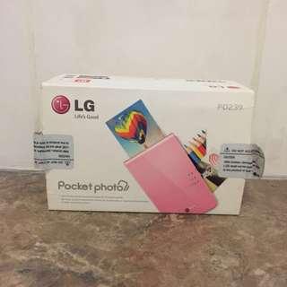 Pocket Photo LG PD239