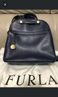 Furla bag(保藍)