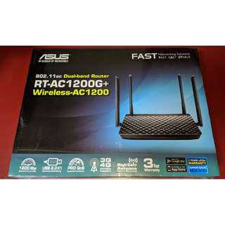 Asus Router RT-AC-1200G+