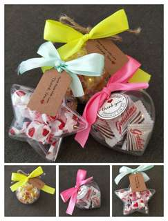 Gift/ Goodie sweet/ Birthday gift/ Door gift/ Wedding gift