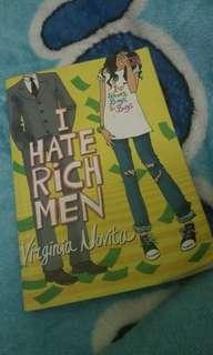 #BIL2018 i hate rich man