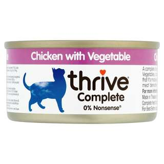 Thrive ® Complete Chicken with Vegetable