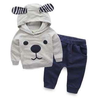 Sweatshirt + Pants