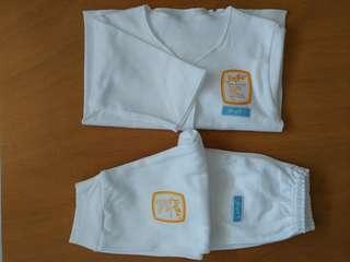 Cheapest! 100% Cotton! Newborn baby clothes set