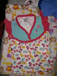 Baby Butterlfy Blouse