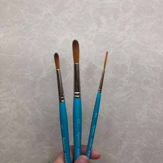 Dealer Rowney Paint Brush