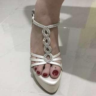 Donamici 12cm heels (Non-slip sole)