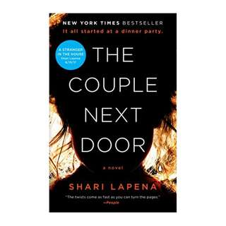 The Couple Next Door: A Novel Kindle Edition by Shari Lapena  (Author)