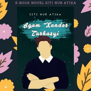 E-BOOK PDF NOVEL AGAM XANDER ZARKASYI