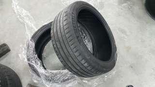Tyre Michelin Pilot Sport 4