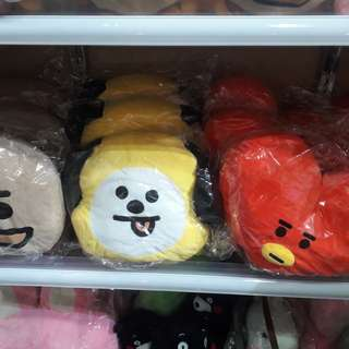 [READY STOCK] BT21 UNOFFICIAL CUSHION