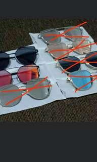 Shades Sunglasses Cermin Mata
