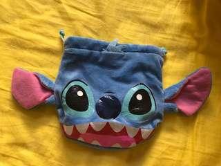 Stitch pouch