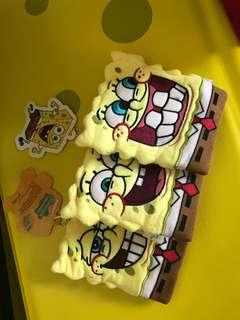 Spongebob pouch