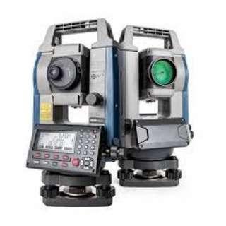 Sokkia iM-50-52 Series Reflectorless Total Station