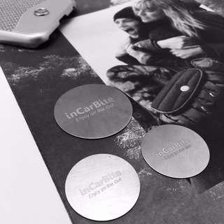 inCarBite - 磁石手機支架配件