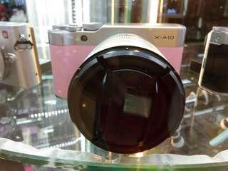 Fuji Film Mirrorless X-A10 Bisa Kredit Daerah Tangerang